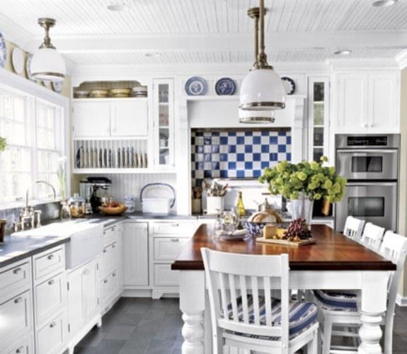 Kitchen Remodel Pictures With White Cabinets: Curatenie Domiciliu